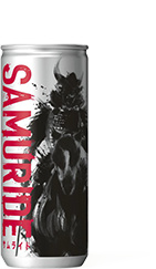 SAMURIDE ENERGY DRINK